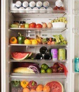 холодильник, хранение