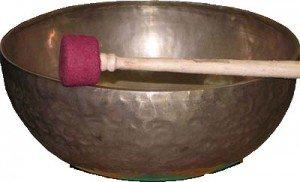 Тибетские поющие чаши – массаж