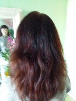 Окраска волос хной, кофе и луковой шелухой